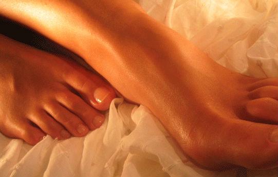 Как убрать шишки на ногах у большого пальца народными средствами