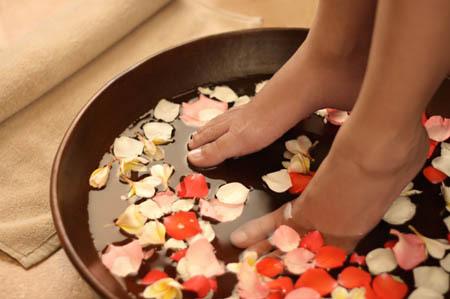 Ванночки для ног от грибка: противогрибковые домашние 24
